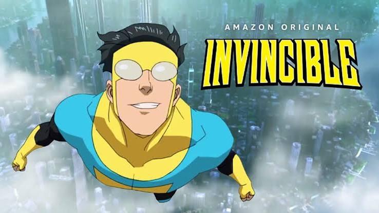 Invincible (Temporada 1) HD 720p (Mega)