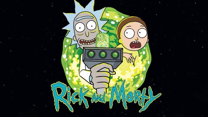 Rick y morty (Temporadas 1 a 5) HD 720p (Mega)