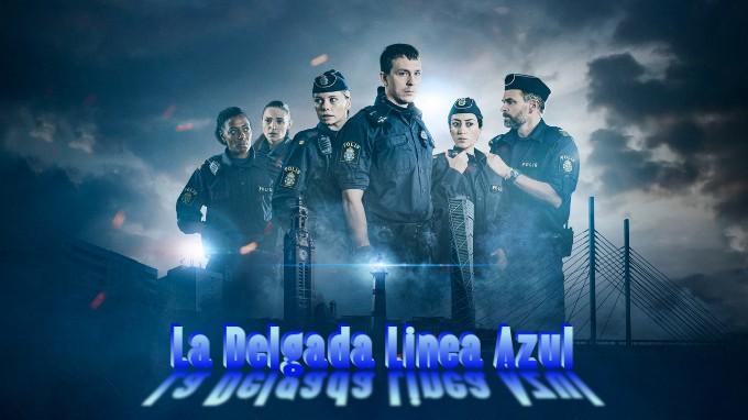 La delgada linea azul (Temporada 1) HD 720p (Mega)