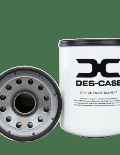 Des-Case Filter Spin On for Panel Unit Drum Topper 1.1