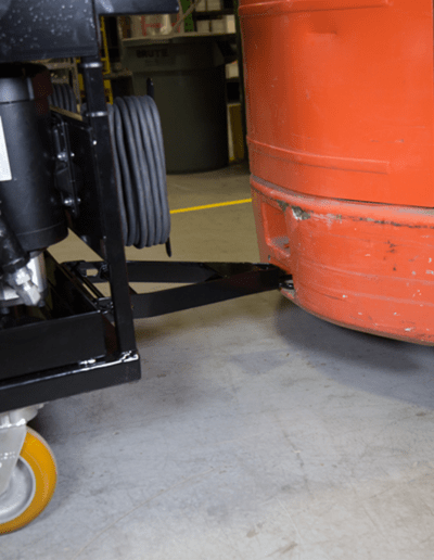 Des-Case Mobil Utility Cart Hitch1.1