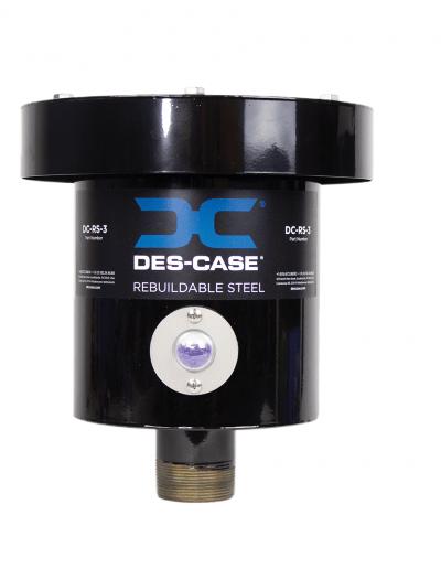 Des-Case Rebuildable Steel Series Breather1.1