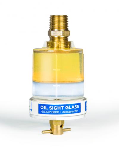 Visual Oil Analysis Oil Sight Glass 1.1