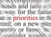 Hoe stel jij je prioriteiten?