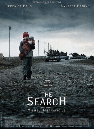 the-search-affiche-film