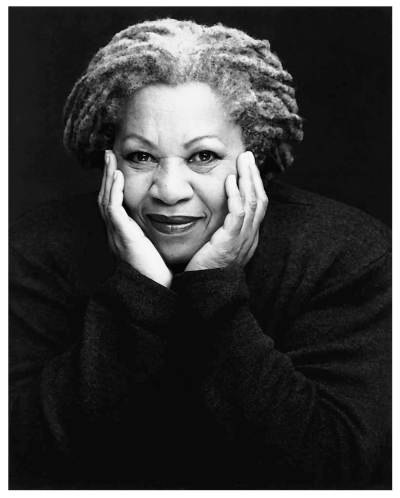 Chloe Anthony (Toni) Morrison © Timothy Greenfield-Sanders