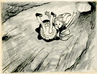 alice-falls-down-the-rabbit-hole