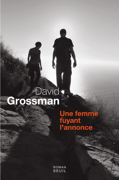 David GROSSMAN Femme fuyant l'annonce