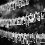 Des photos, les souvenirs et quelques livres…