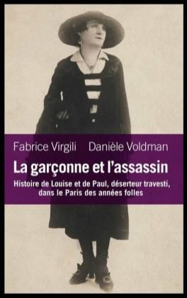 La garçonne et l'assassin - Fabrice Virgili