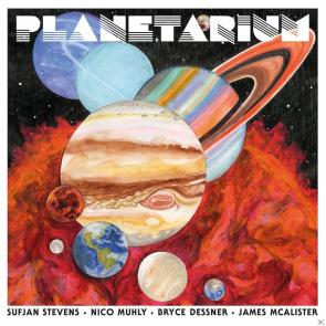 Sufjan Stevens - Planetarium