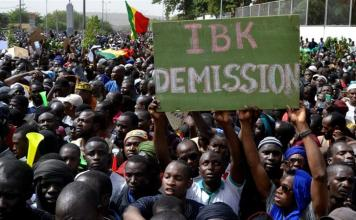 Thousands rally in Mali to protest against ethnic violence | News ...