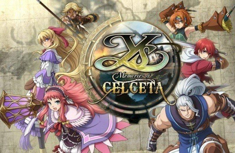 Ys: Memories of Celceta llegará a PS4 el 19 de junio en físico y ...