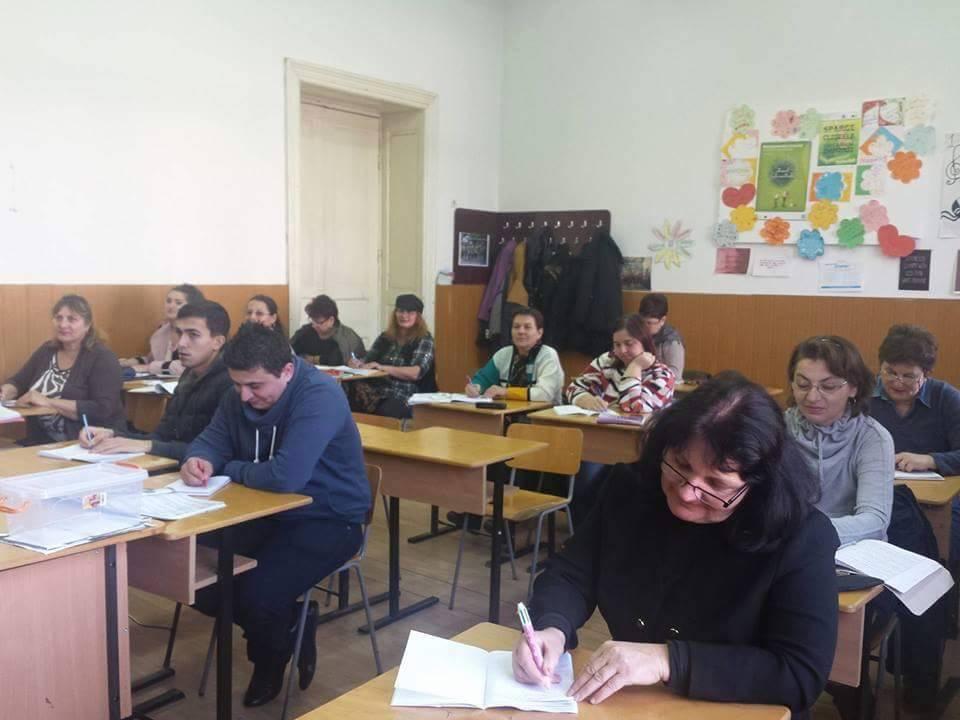 Foto: Curs Drobeta Turnu Severin, Noiembrie 2015