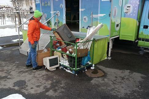Zilele reciclării la Drobeta Turnu Severin