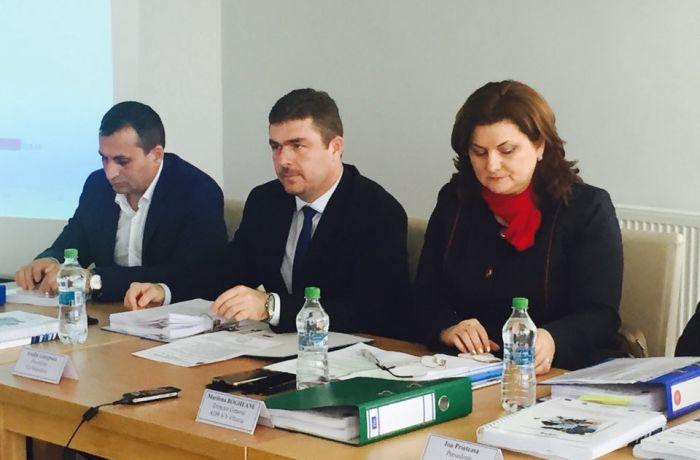Proiecte noi pentru județ. Președintele CJ Mehedinți, Aladin Georgescu, la întâlnirea Consiliului pentru Dezvoltare Regională S-V Oltenia