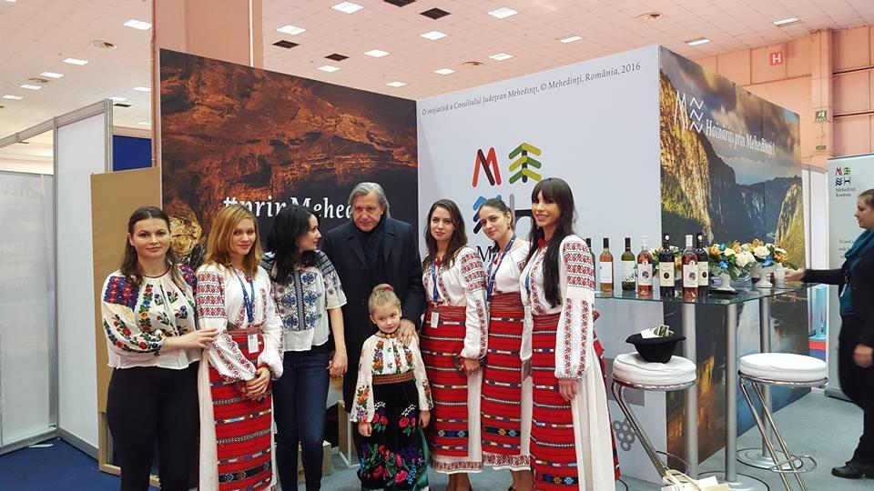targ turism cu Ilia Nastase