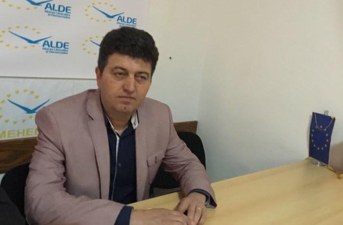 Romulus Vâlcu va candida la primăria Dr. Tr. Severin din partea ALDE