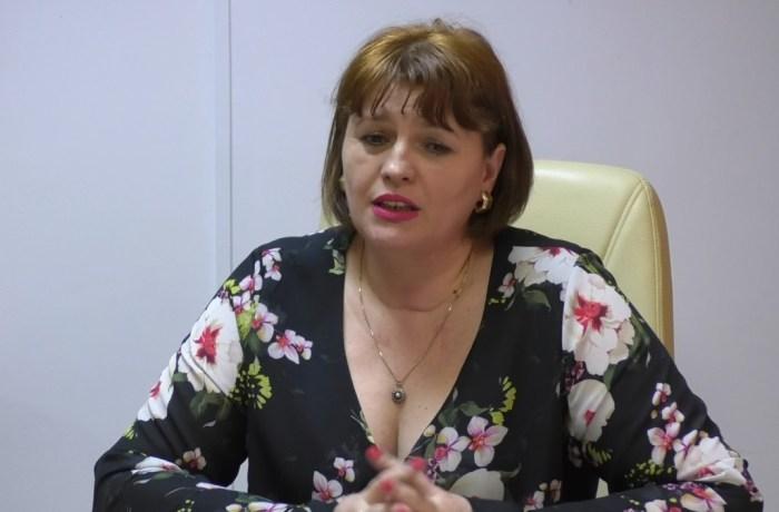 Monica Moț, noul director al Direcției de Asistență Socială Dr. Tr. Severin