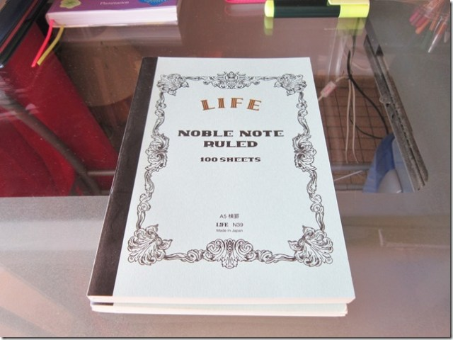 Carnet Life Noble Note