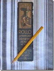 Ancien crayons de marque Rolo