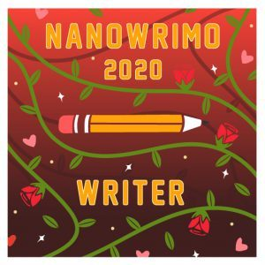 Participation au NaNoWriMo 2020