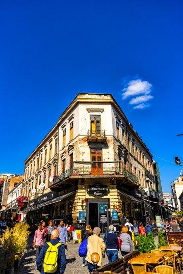 Rua de Bucareste