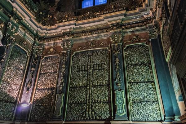 igreja san bernardino alle ossa
