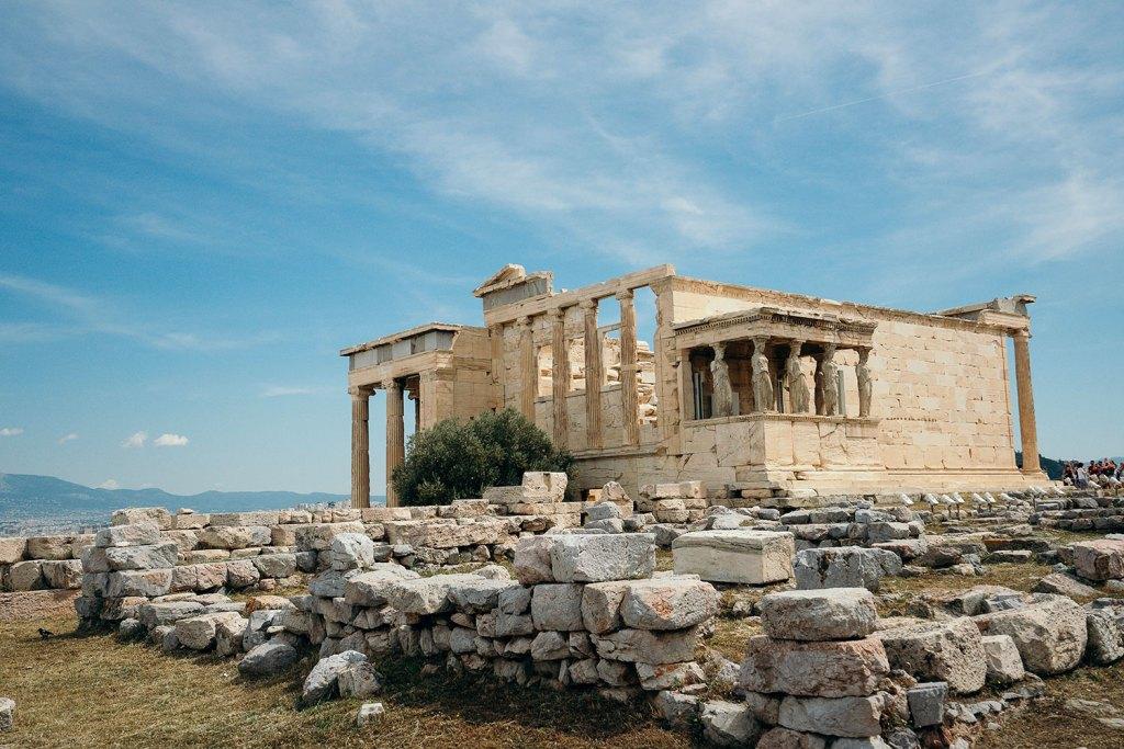Atenas o que fazer