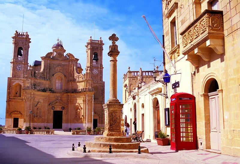 Resultado de imagen de a historia de Malta