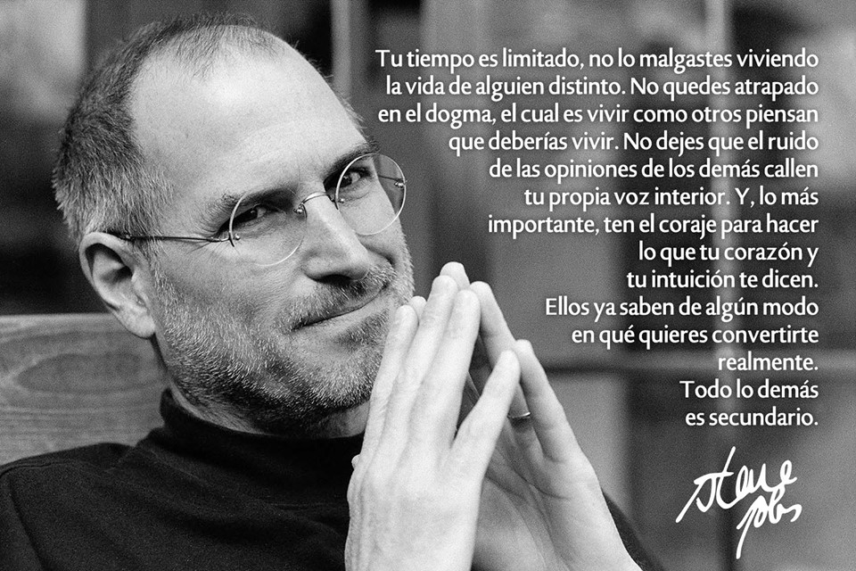 Steve Jobs - Your Time is Limited