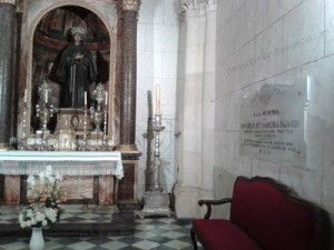 Resultado de imagen de diego saavedra fajardo catedral