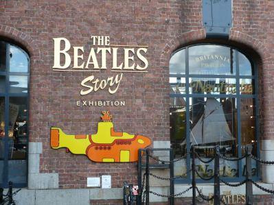 El museo de Los Beatles en Liverpool