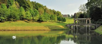 Parque del Prior en Bath