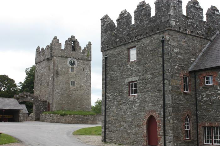 Castillo de ward