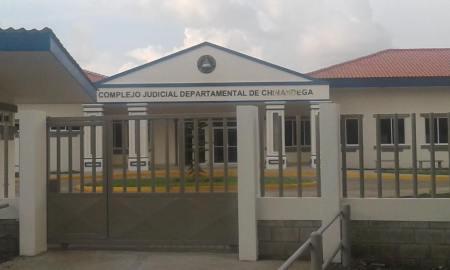 Complejo Judicial
