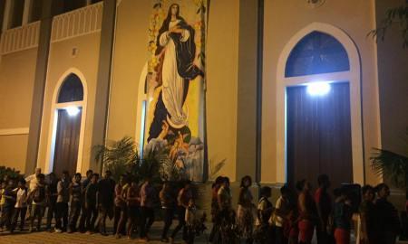 griteria iglesia san antonio