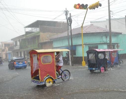 lluvias chinandega