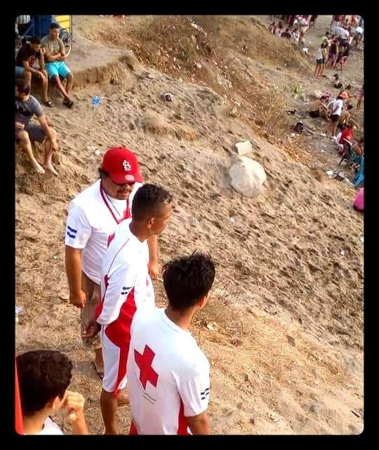 Cruz Roja Playas
