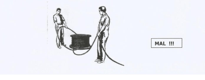 manipulación e inspección de cabrestantes, cabrestantes, grúas, mantenimiento, averías