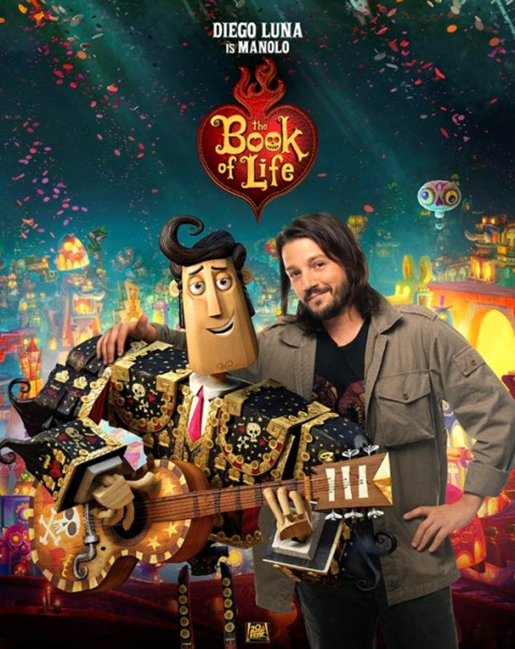 The Book Of Life Manolo