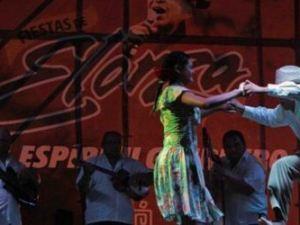 Fiesta en Elorza