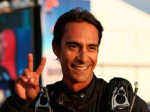 Paracaidista Ernesto Gainza
