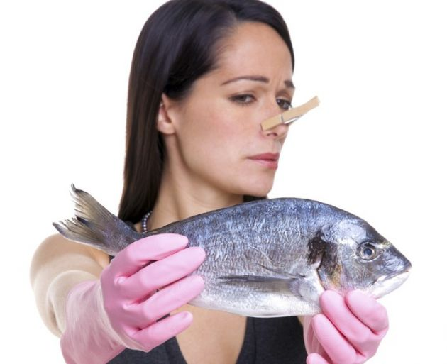 Resultado de imagen de Trimetilaminuria (síndrome de olor a pescado)