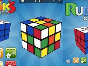 App para Cubo de Rubik