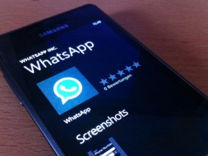 WhatsApp vuelve a estar disponible