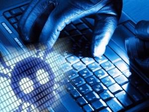 Arte ciber ataque pirata
