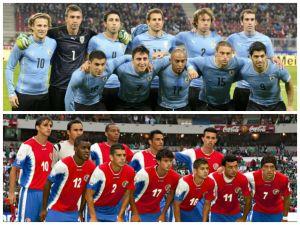 Uruguay y Costa Rica