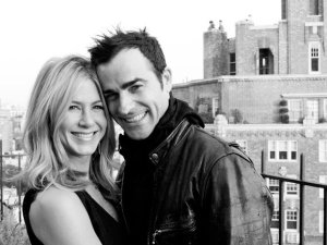 Jenifer Aniston y Justin Theroux