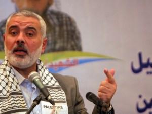Gaza: Primer ministro Ismail Haniyeh
